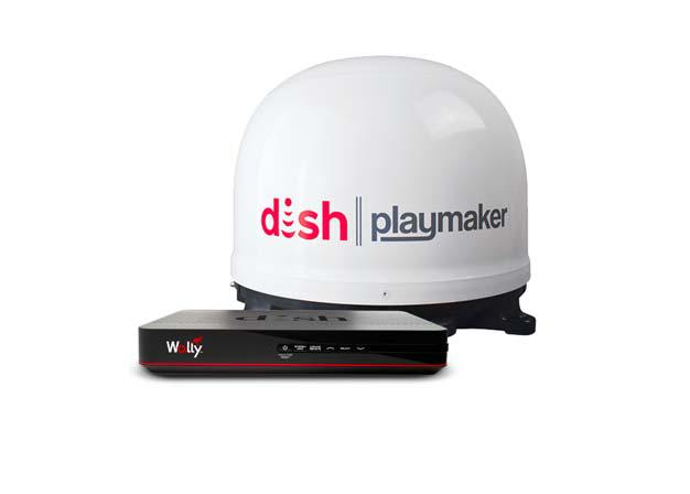 Over-The-Air Tuner - Dish Outdoors
