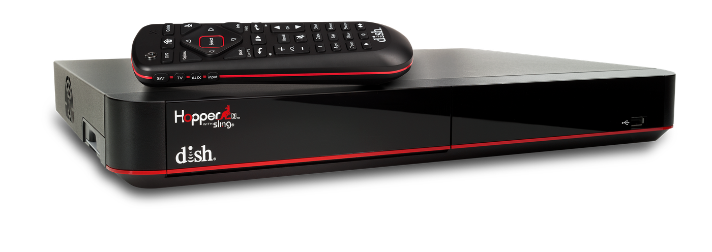 The Hopper - Voice remotes and DVR - Colleyville, Texas - Global Pursuit Group/GP Group - DISH Authorized Retailer