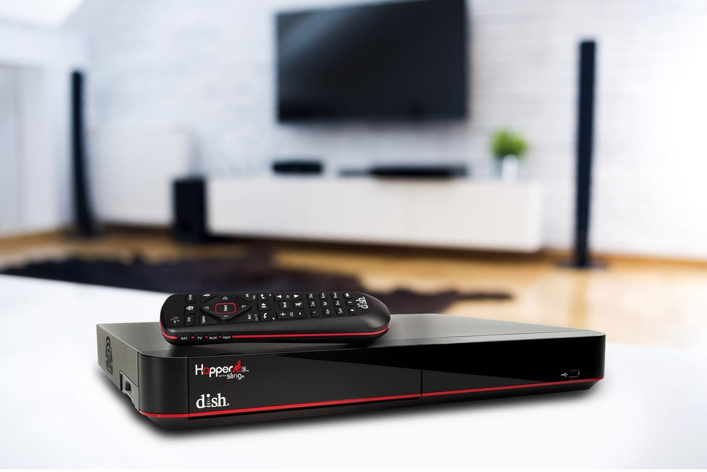The Hopper - DVR with 4K ultra HD resolution  - Colleyville, Texas - Global Pursuit Group/GP Group - DISH Authorized Retailer