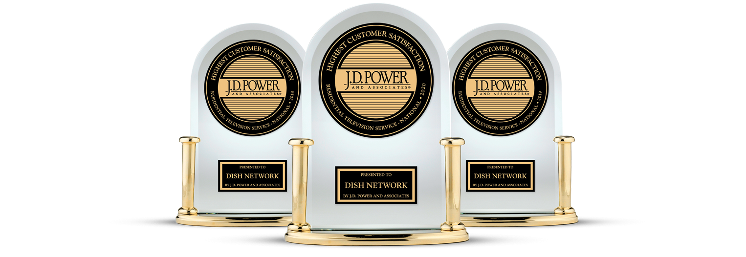 DISH Customer Satisfaction - Ranked #1 by JD Power - Starhome Services in Colleyville, Texas - DISH Authorized Retailer